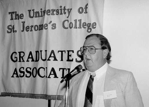 Dick Callahan 1987