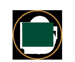 Icon for a WiFi Symbol