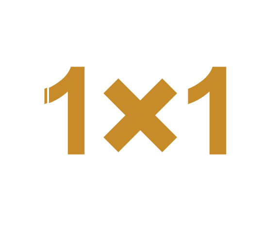 Logo of 1x1 - Guatemala