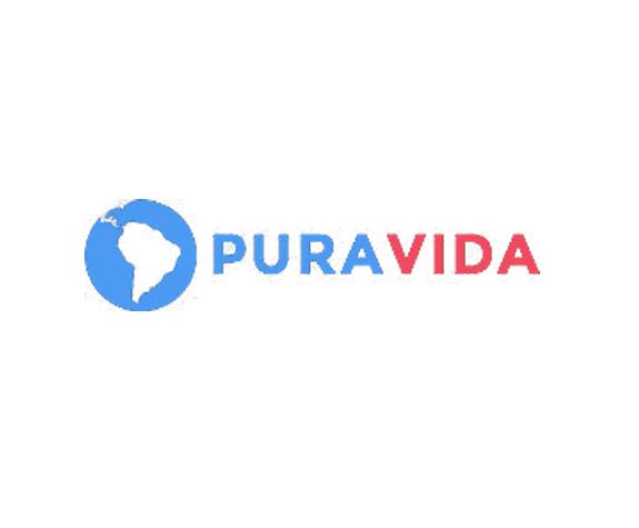 Logo of PURAVIDA
