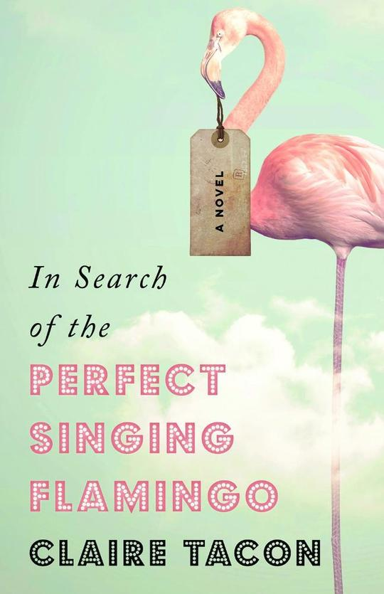 Tacon's Novel Cover