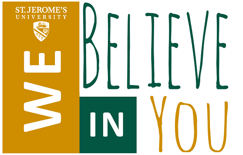 We Believe in You Orientation and Investiture