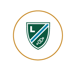 Icon for a Leon house Emblem or badge