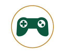 Icon for a Game Controller