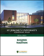 St Jerome's academic building