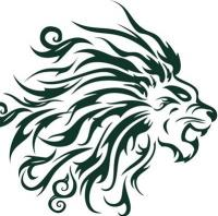 St. Jerome's University Lion Logo