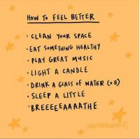 How to Feel Better image