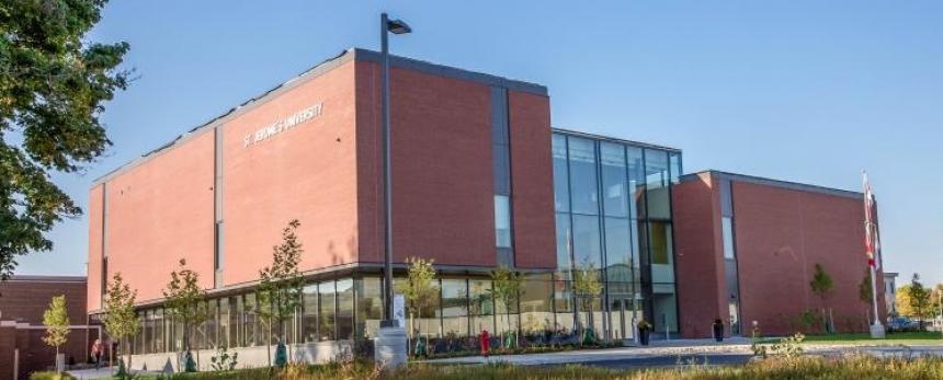 St. Jerome's Campus Building