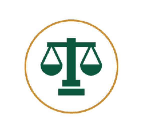 Icon of the Scale of justice